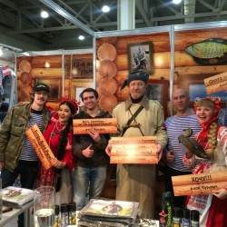 "19-22 апреля , МВДЦ ""Сибирь""  Красноярск"